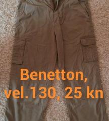 Hlace Benetton vel.130