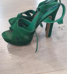 Visoke sandale
