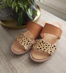 Skechers kožne papuče (uklj. pt.)
