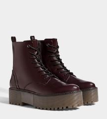 Nove Doc martens style čizme s platformom