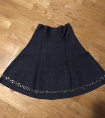 Zara suknjica s postarinom