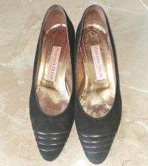 Marijana Olujić kožne cipele 90s