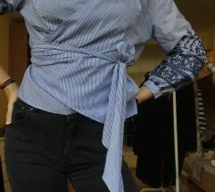Zara wrap bluza