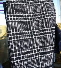 Orsay karirane hlače, vel 38