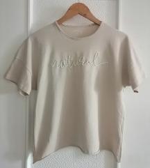 Reserved organic cotton majica