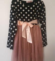 Nova haljina za djevojčice za 6-7 godina
