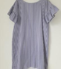 Haljina na prugice--------40kn rezz
