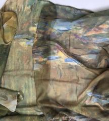 Umjetnička svilena marama