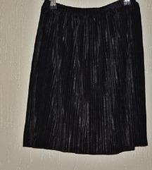 Mango plisirana plis suknja