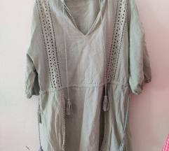 Zara tunika haljina nova kolekcija