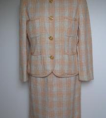 Ungaro kostim od tvida sako i suknja