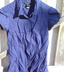mango plava košulja pt uključena