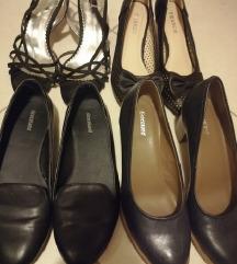 Lot obuće- 4 para