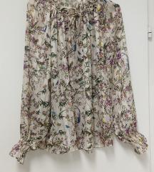 H&M cvjetna košulja - sniženje