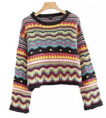 VADIM - kukičani pulover
