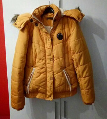 Tom Tailor ženska žuta jakna veličina L