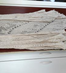 Mango pleteni prekrivac
