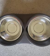 Dvostruka zdjela za psa