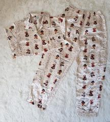 Dječja svilena pidžama