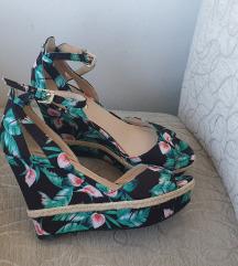 Guess platforma sandale