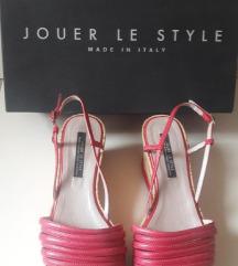 JOUER LE STYLE - POLLINI DESIGNERS sandale