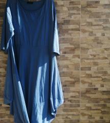 Haljina plava-nova