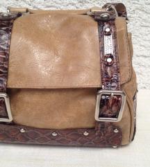 Monica Magni ženska torbica od prave kože