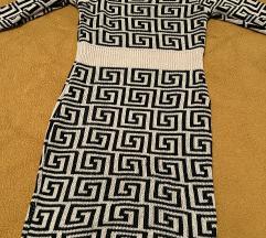 Rastezljiva,zimska haljina