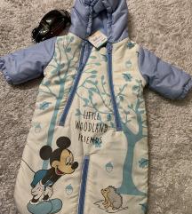 Disney skafander / zimska vreća