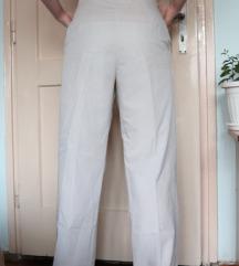 Poklanjam: ženske 4bijele hlače vel. 40/42