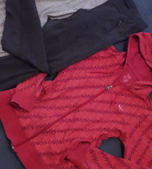 Lot Nike duks Zara tajice i majica S/M