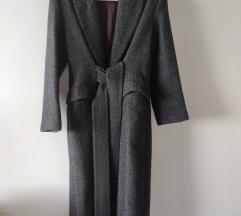 Zara kaput s pojasom LIMITED EDITION