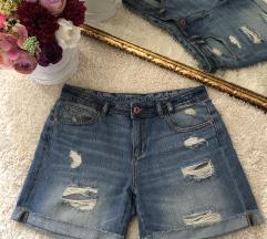 Zara boyfriend kratke hlače