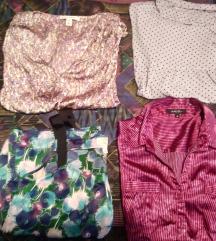 Cista svila kosuljice i majice