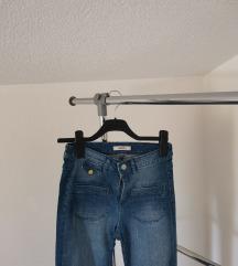 Esprit trapez hlače