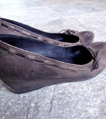 FREEMOOD kožne cipele, kao nove %SNIŽENO%
