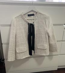 Zara bijeli sako od tvida