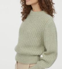 Pulover od alpaka vune