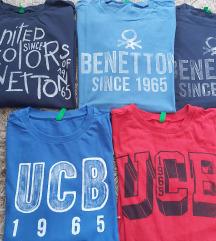 Lot Benetton majica dugih rukava