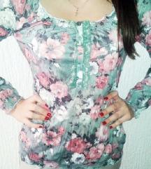 Cvjetna duga majica