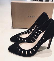 Zara woman kožne cipele