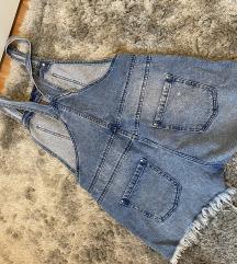 Ženske hlačice s tregerima