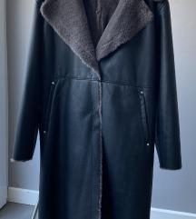 Novi kožni Mango kaput