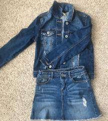 Traper jakna + šos
