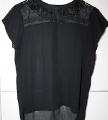 Snizenje 50% nova crna svecana majica!