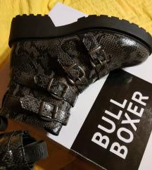 Sivo crne BULLBOXER gležnjače 38