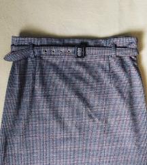 Rastezljiva pencil suknja