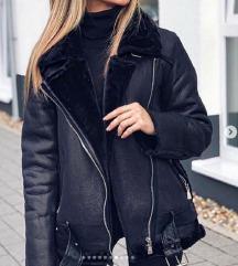 Zara aviator jakna