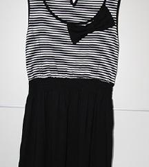Nova Amisu crno bijela haljinica!!!