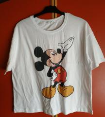 Mickey Mouse majica s etiketom M(38-40)